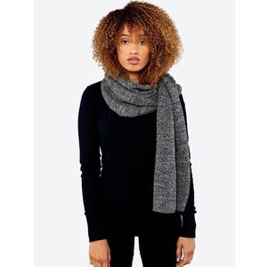 Bench -CAOUTCHOUC 7-WAY KNITTED SCARF